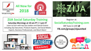 Social Saturday Training Webinar @ https://events.genndi.com/channel/socialsaturdaytraining